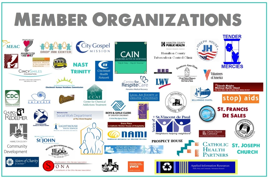 Member Organization Logos