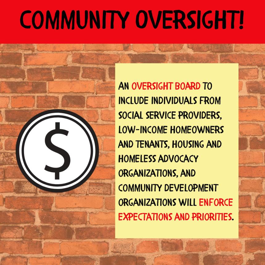 Community Oversight